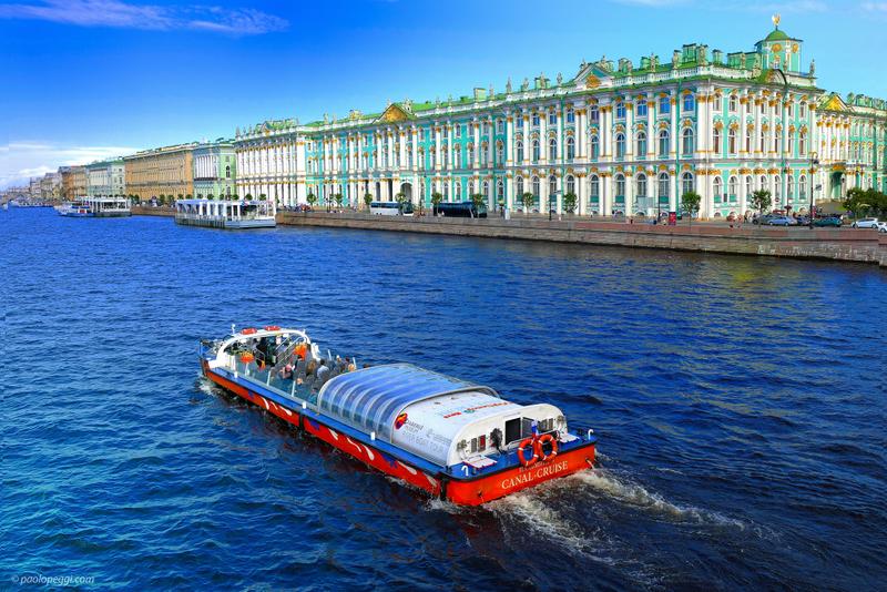 Hermitage Museum, Saint Petersburg