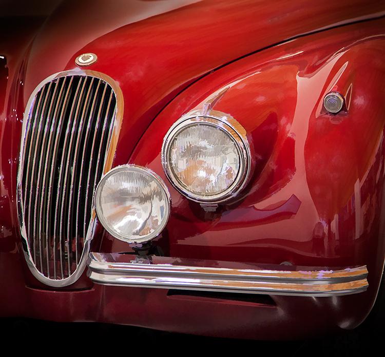 52 Jaguar XK120