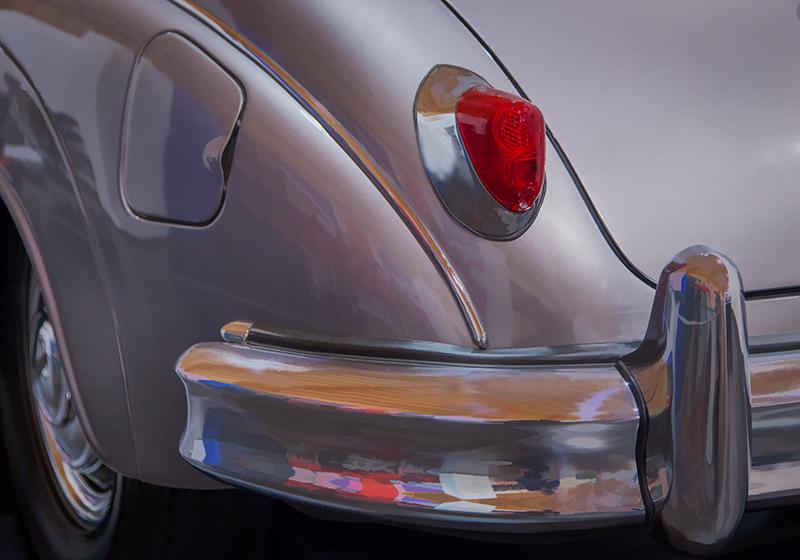 1959 Jaguar MK1 Saloon