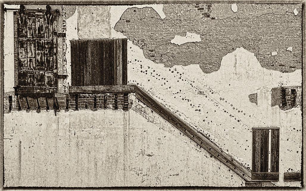 Vanishing stairs