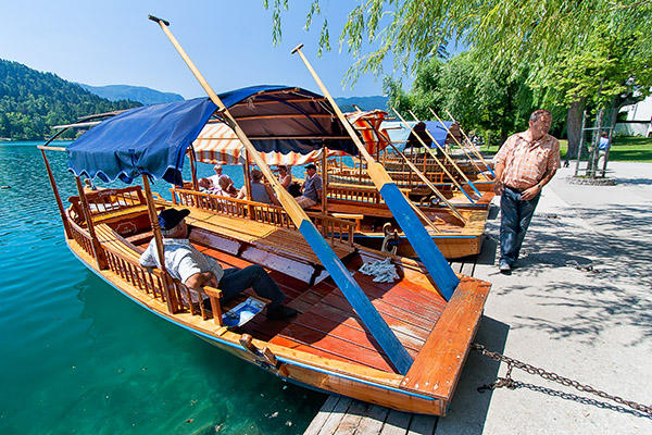 Human Power Boats