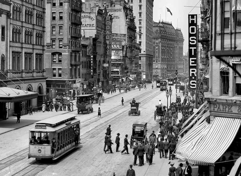 1905 - Times Square