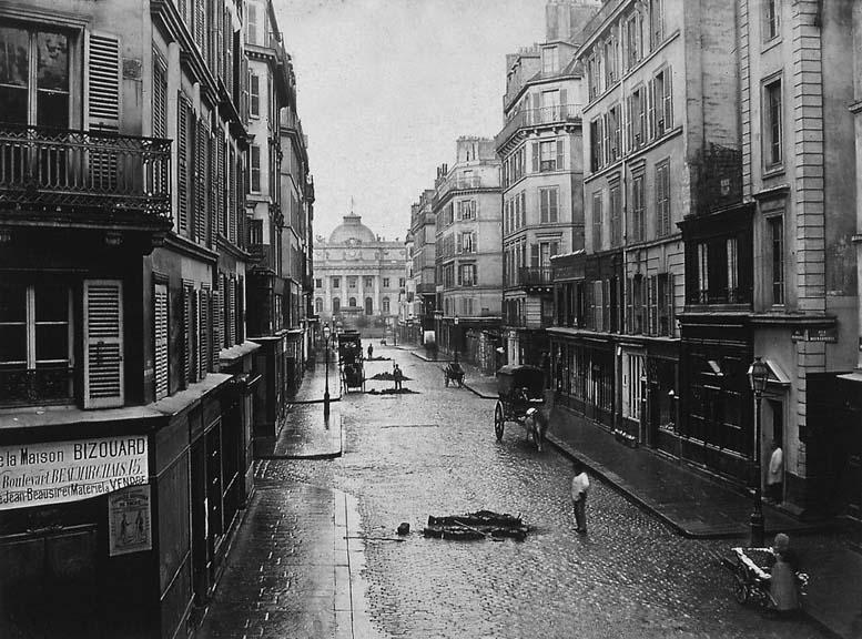 1866 - Rue de Constantine