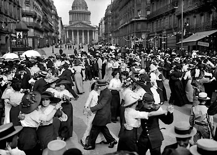 1912 - Bastille Day