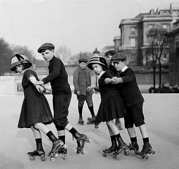 1910 - Pair skating