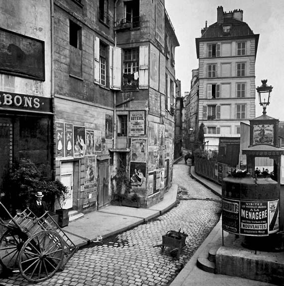 1900 - Rue des Ursins