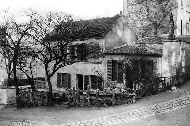 1913 - Lapin Angile, Montmartre