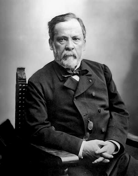 1886 - Louis Pasteur
