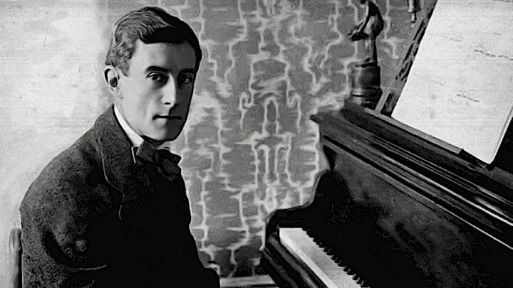 1912 - Maurice Ravel