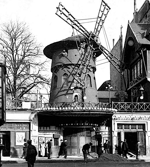 1900 - The Moulin Rouge