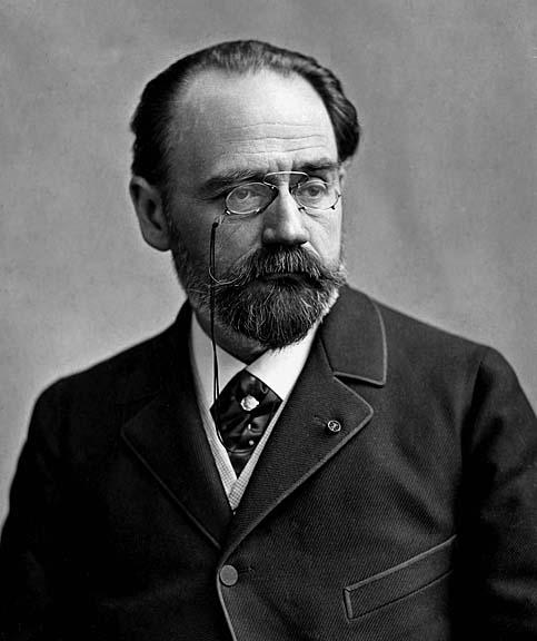 1880 - Émile Zola