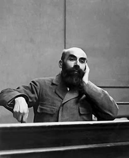1921 - Serial killer known as Bluebeard