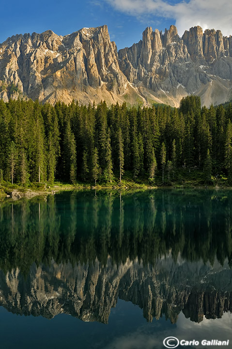 Lago carezza - Latemar