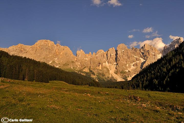 Pale di San Martino - Val Veneggia