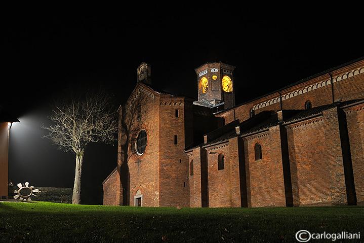 Morimondo Abbey - Milan