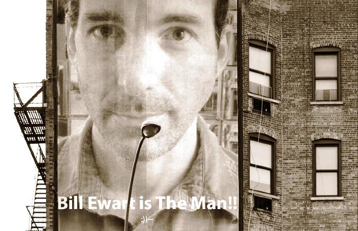 Bill Ewart, dear friend and great photographer~