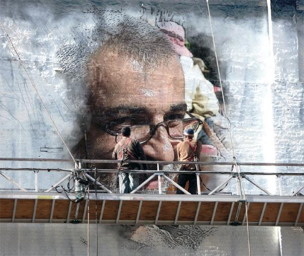 Buba Jafarli On The Wall :)~