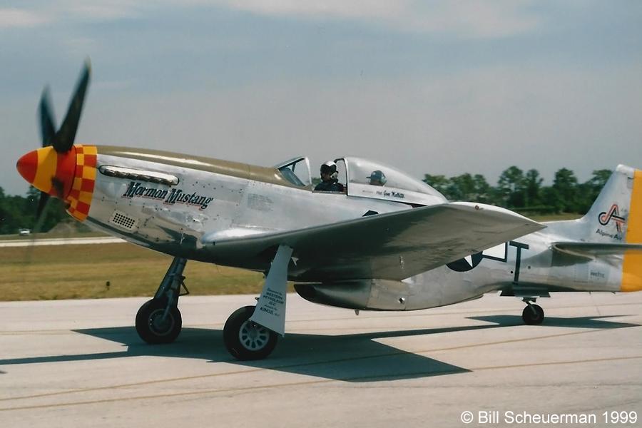 P-51 Mormon Mustang