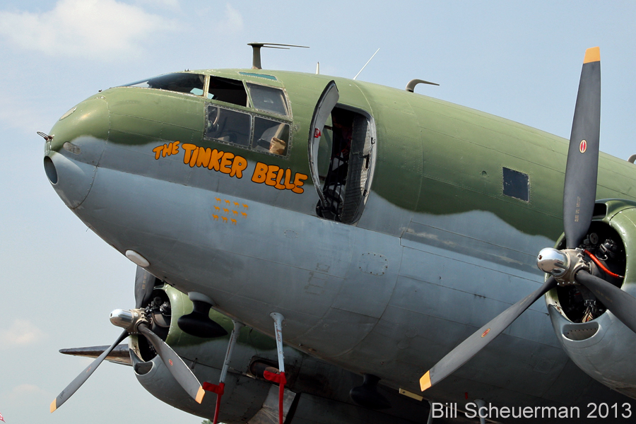 C-46 The Tinker Belle