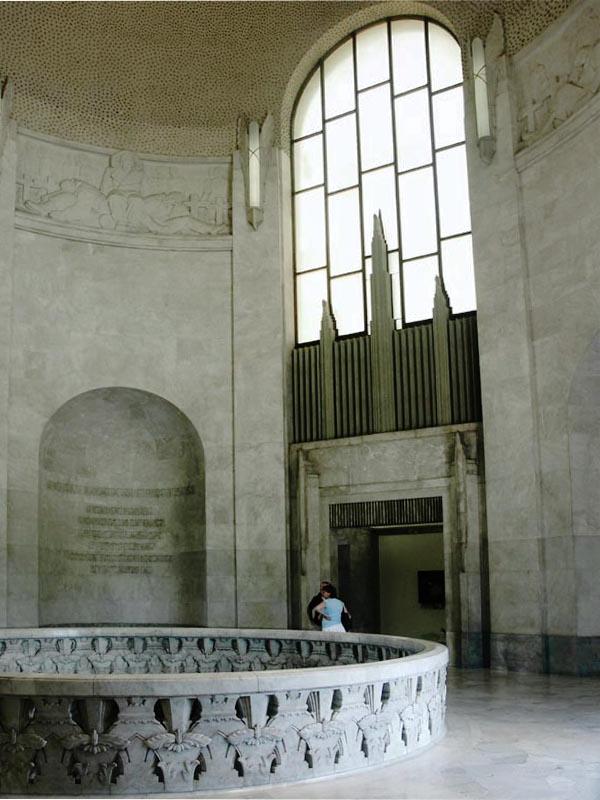 War Memorial Interior