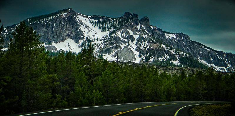 Paulina Peak, Newberry Volcanic Monument, Oregon