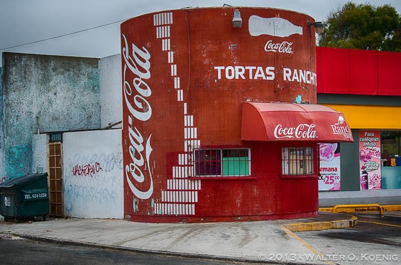 Tortas & Coca Cola