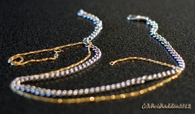 CC #12 - Silver & Gold