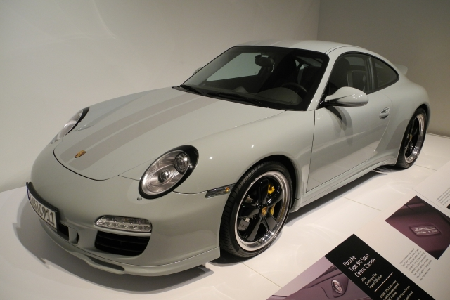 2010 Porsche Type 911 Sport Classic Carrera No 111 Of 250 Built