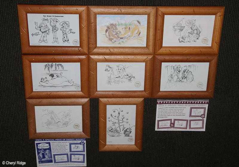 Myer Grace Bros Disney framed prints photo - Cheryl Ridge photos at ...
