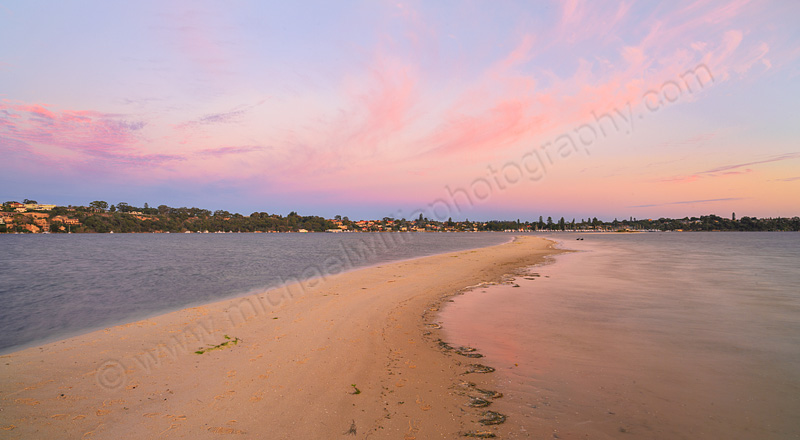Point Walter at Sunrise, 25th April 2015