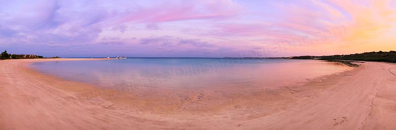 Coral Bay at Sunrise, 27th October 2015