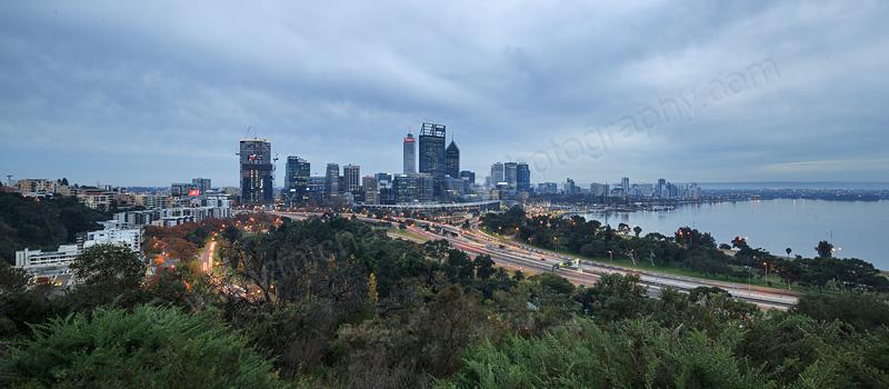 Perth Sunrise, 19th May 2016