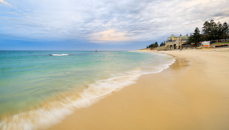 Cottesloe Beach at Sunrise, 29th January 2017