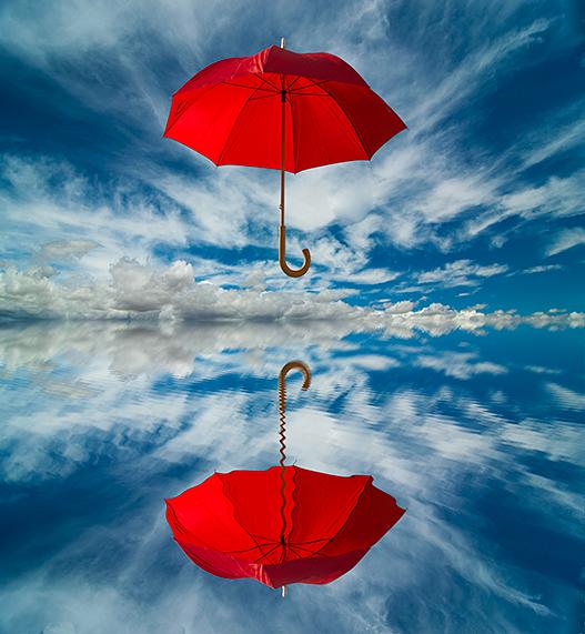 Red Umbrella #2