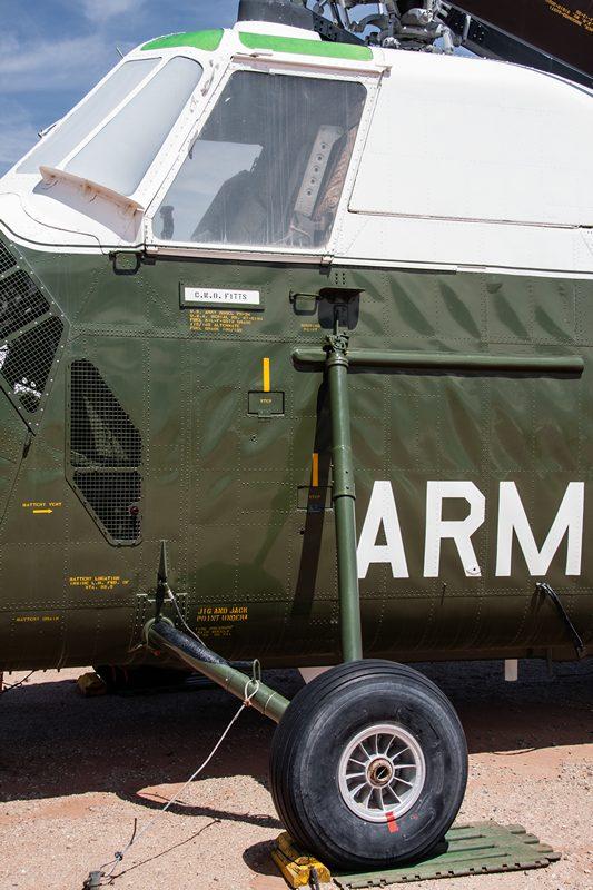 Sikorsky VH-34C Choctaw
