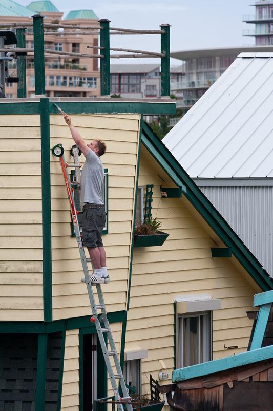 Houseboat Maintenance