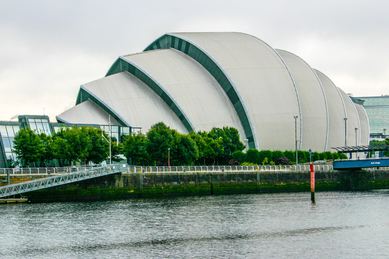 The Armadillo, Glasgow, Scotland