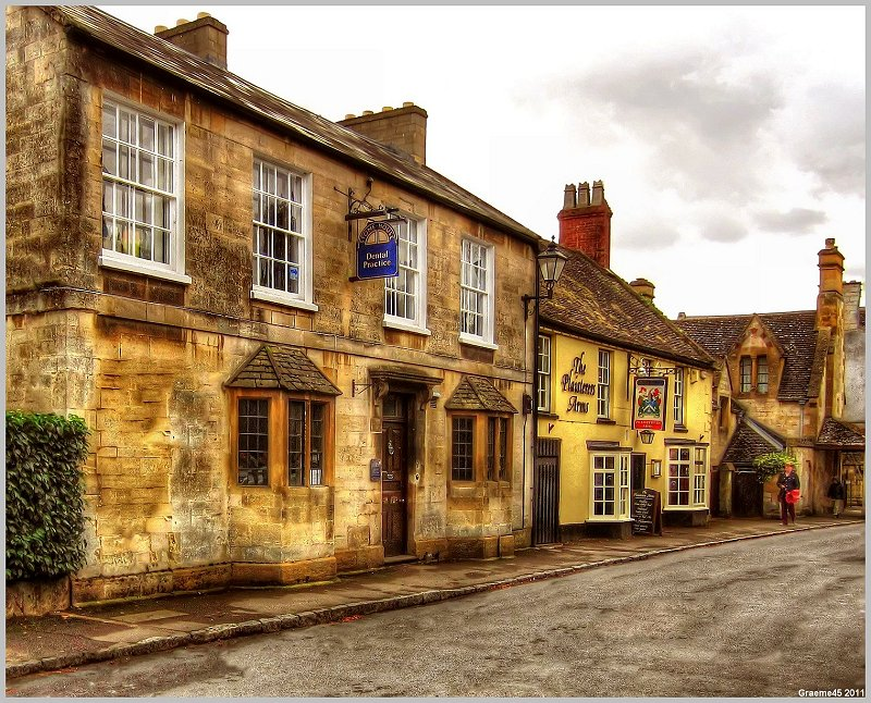 The Plaisterers Arms & Dental Practice
