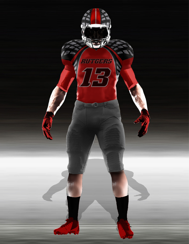 Alternate uniform