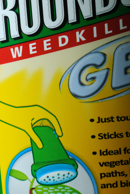10 May: Weedkiller