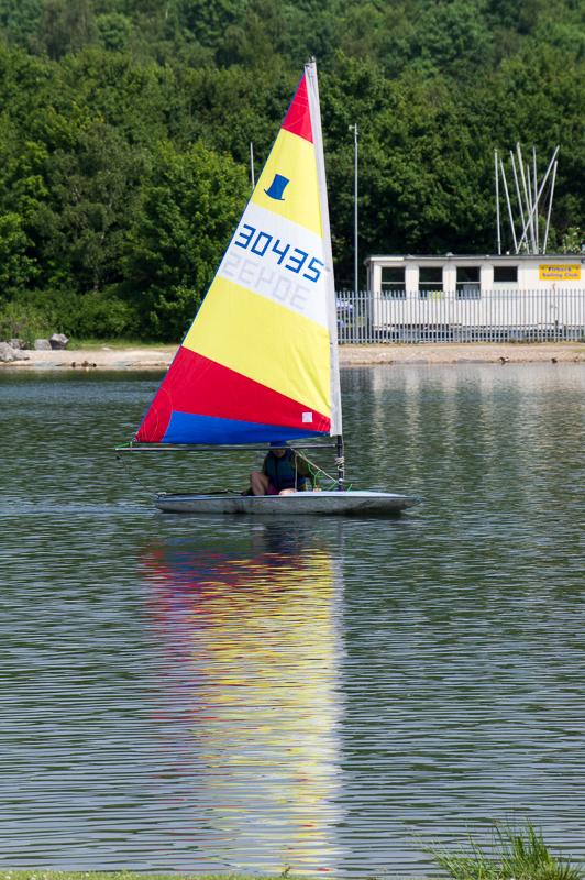 18 June: Sailing