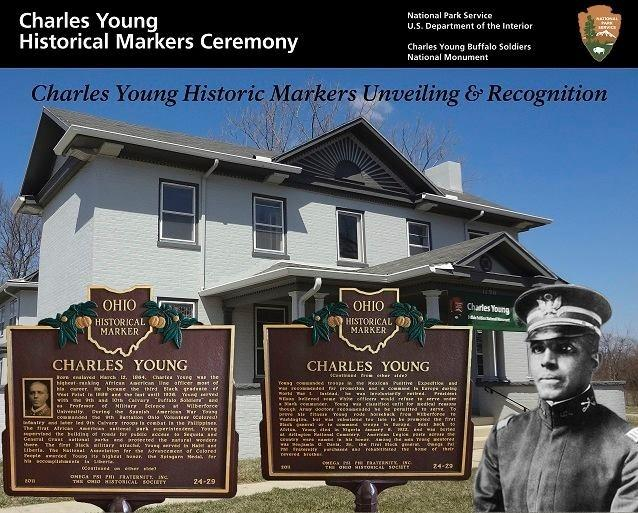 Charles Young Buffalo Soldier