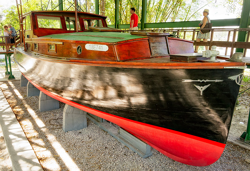 Pilar - Hemingways Boat