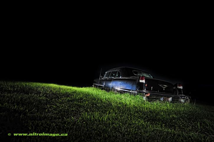 Creepy Cadillac
