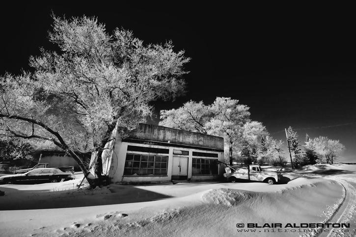 Saskatchewan Snowscape