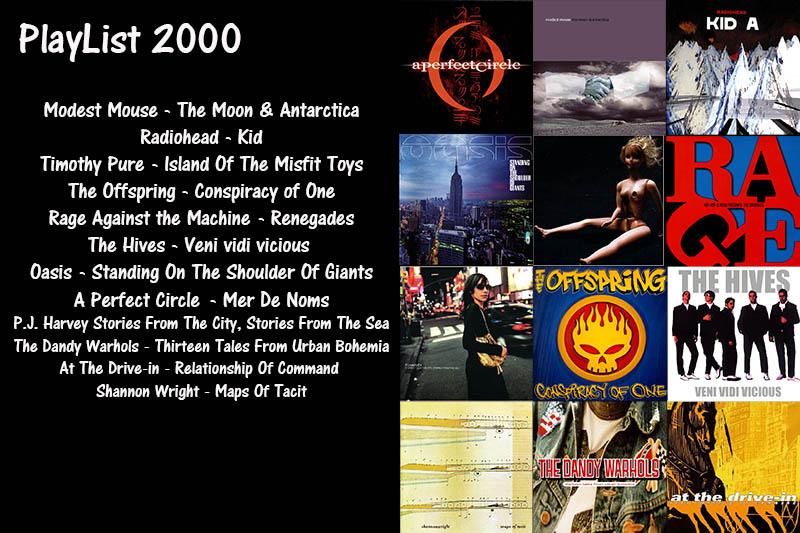 My PlayListe 2000