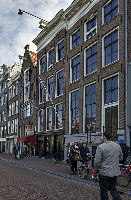 Anne Franks house