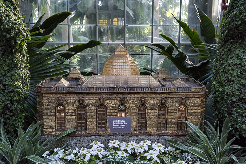 US Botanic Garden Conservatory