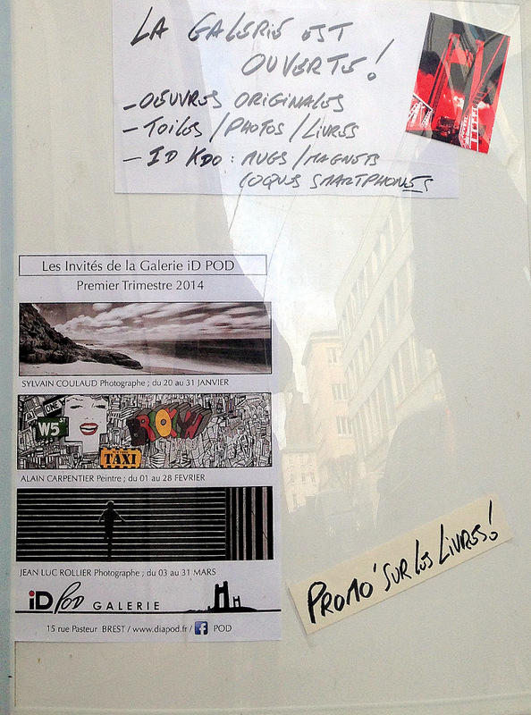 Brest- Galerie ID POD