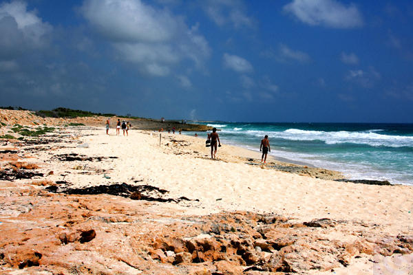 Cozumel Beach- Southern end2